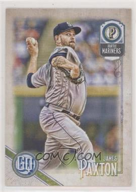 2018 Topps Gypsy Queen - [Base] #256.1 - James Paxton (Pitching; Side View)