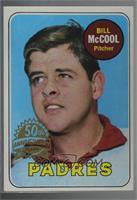 Billy McCool (50th Anniversary Logo on Left)