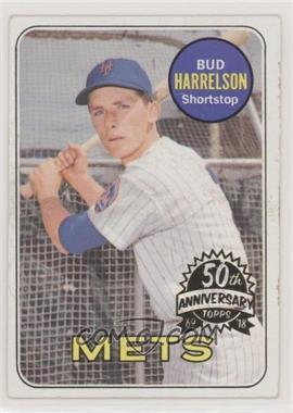 2018 Topps Heritage - 1969 Buybacks #456 - Bud Harrelson [GoodtoVG‑EX]