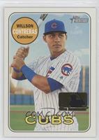 Willson Contreras #/25