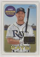 Corey Dickerson #/25