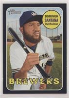 Domingo Santana /50