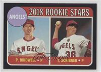 Rookie Stars - Parker Bridwell, Troy Scribner /50