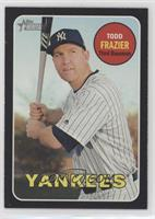 High Number SP - Todd Frazier #/50