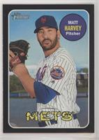 High Number SP - Matt Harvey #/50