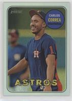 Carlos Correa #/569
