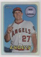 Mike Trout #/569