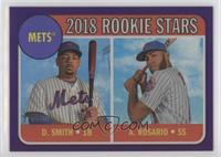 Rookie Stars - Dominic Smith, Amed Rosario