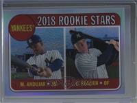 Rookie Stars - Clint Frazier, Miguel Andujar /569