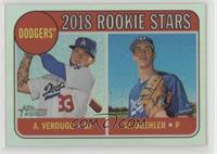 Rookie Stars - Walker Buehler, Alex Verdugo #/569