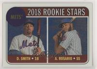 Rookie Stars - Dominic Smith, Amed Rosario #/999