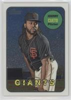 Johnny Cueto /999
