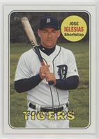 High Number SP - Jose Iglesias #/10
