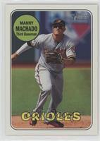 Action Variation - Manny Machado (Fielding)
