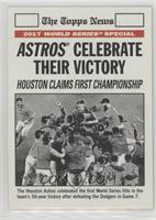 World Series Highlights - Celebration