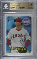 Rookie Variation - Shohei Ohtani [BGS 9.5 GEM MINT]