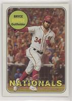 Action Variation - Bryce Harper (Running and Pointing)