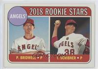 Rookie Stars - Parker Bridwell, Troy Scribner