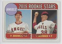 Rookie Stars - Parker Bridwell, Troy Scribner