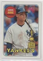 Aaron Judge (Bat on Shoulder)