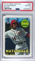 Rookie Variation - Victor Robles [PSA 10 GEM MT]