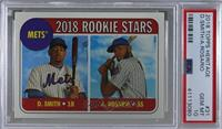 Rookie Stars - Dominic Smith, Amed Rosario [PSA10GEMMT]