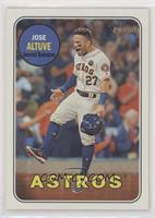 Action Variation - Jose Altuve (Celebrating)