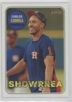 Nickname Variation - Carlos Correa