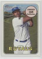 High Number SP - Lorenzo Cain