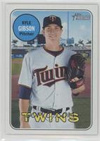 High Number SP - Kyle Gibson