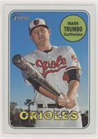 High Number SP - Mark Trumbo
