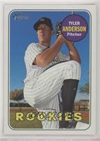 High Number SP - Tyler Anderson
