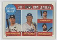 League Leaders - Charlie Blackmon, Nolan Arenado, Cody Bellinger