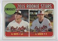 Rookie Stars - Chance Sisco, Austin Hays