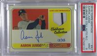 Aaron Judge [PSA 9 MINT] #/25