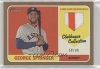 George Springer #59/99