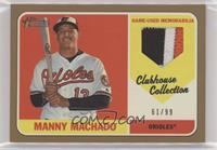 Manny Machado #/99