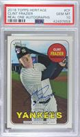 Clint Frazier [PSA 10 GEM MT]