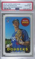 Walker Buehler [PSA 10 GEM MT]