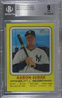 Aaron Judge [BGS 9 MINT]