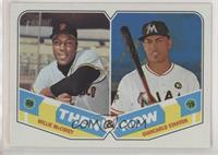 Giancarlo Stanton, Willie McCovey