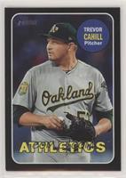 Trevor Cahill /50