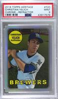 Christian Yelich [PSA 9 MINT] #/569