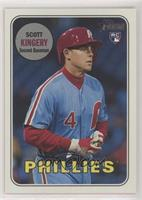 Scott Kingery (Throwback Variation)
