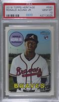 Ronald Acuna (Base) [PSA 10 GEM MT]