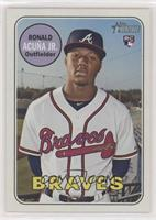 Ronald Acuna (Base) [EX to NM]
