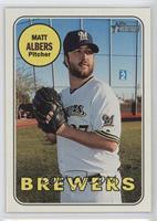 Matt Albers