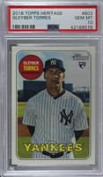 Gleyber Torres (Base) [PSA 10 GEM MT]