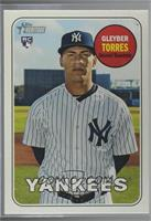 Gleyber Torres (Color Swap Variation)