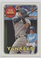 Tyler Austin (Batting Follow Through)